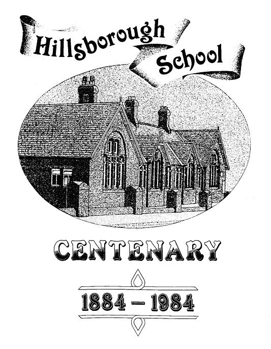 Click to Enter - Hillsborough School Centennial Booklet - courtesy of Tony Morton